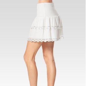 Skirts - White Skirt Paige Cara Skirt