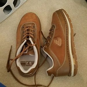 Lugz Other - Lugz 4.5 Brown Suede Shoes GUC