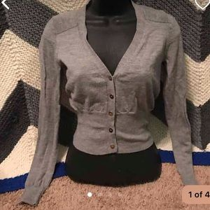 J. Crew Sweaters - J.Crew beautiful gray sweater