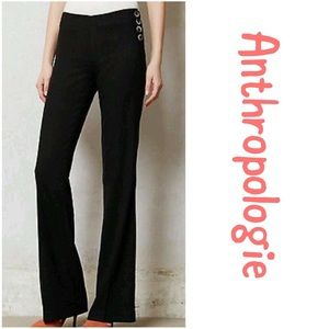 Anthropologie Elevenses Brighton Pants
