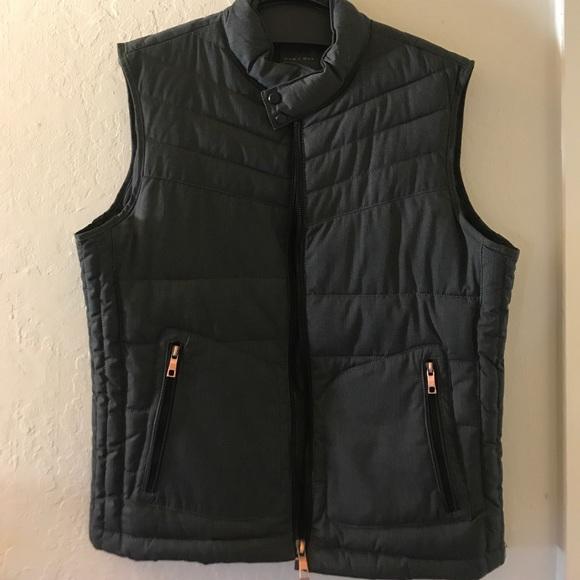 Zara Jackets Amp Coats Large Mens Half Jacket Poshmark
