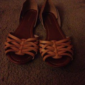 Lane Bryant 12 Wide sandals!