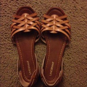 Lane Bryant Shoes - Lane Bryant 12 Wide sandals!