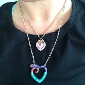 Betsey Johnson Jewelry - Betsey Johnson - Layer Necklace.