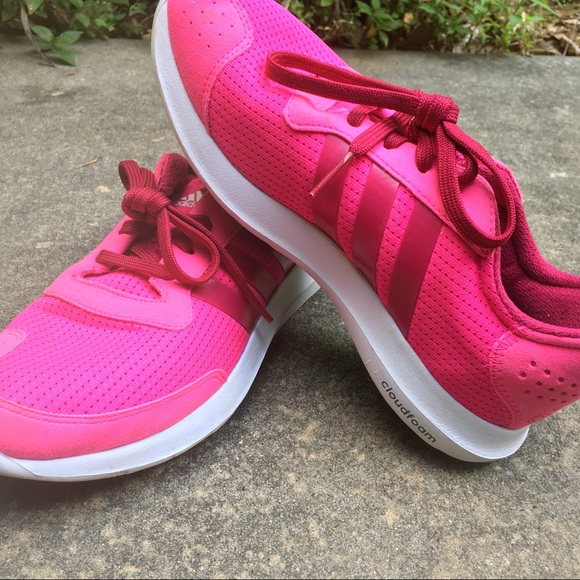 Le adidas elemento nuovo wDonna rosa cloudfoam poshmark