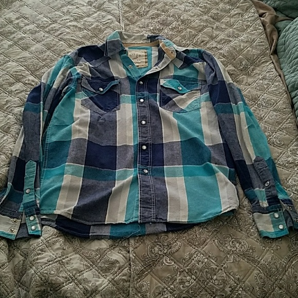 Mens Work Shirts With Snaps