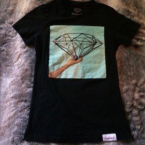 Diamond Supply Co. Tops - Diamond supply short sleeve T-shirt
