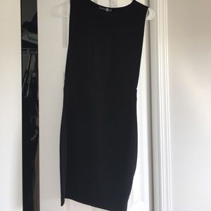 Boohoo Dresses & Skirts - Mini black cocktail dress