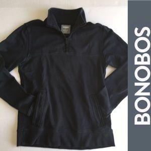 Bonobos Other - Mens Bonobos navy cotton pullover small