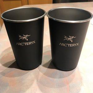 Arc'teryx Other - Arcteryx tin cups