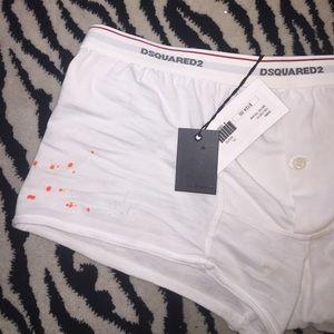 DSQUARED Other - DSQUARED2 Men's designer underwear