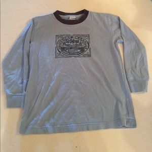 Lucky Brand Other - ($3 bundle price) Boy's blue long sleeved shirt
