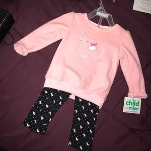Carter's Other - Baby Girl Outfit
