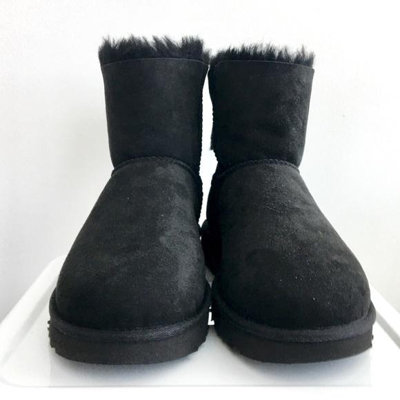 UGG Shoes - UGG Australia Naveah Shearling Bow Boot