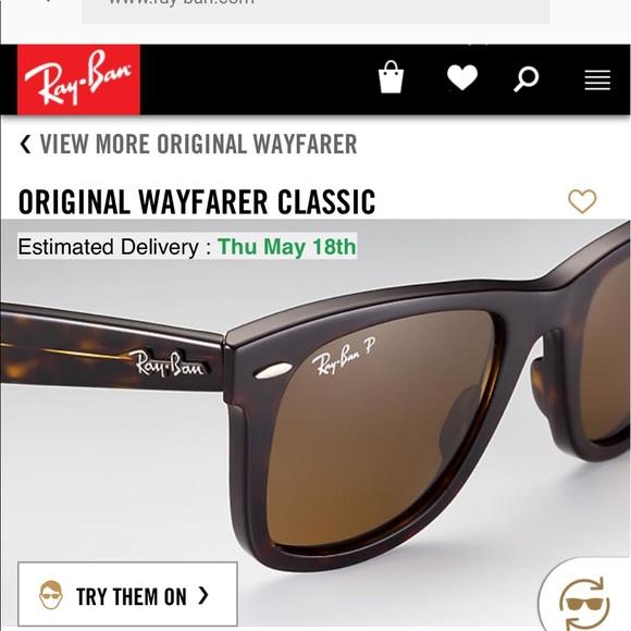 ray ban original wayfarer brown 2017
