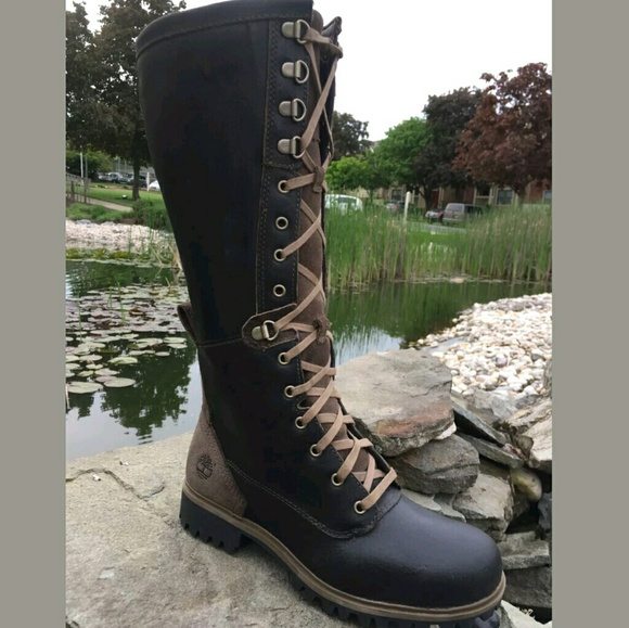 72d5031203493 Timberland Shoes | Womens Wheelwright Tall Boot | Poshmark