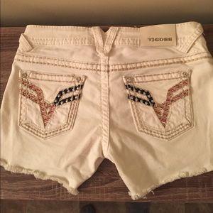 Vigoss Pants - Patriotic vigoss shorts
