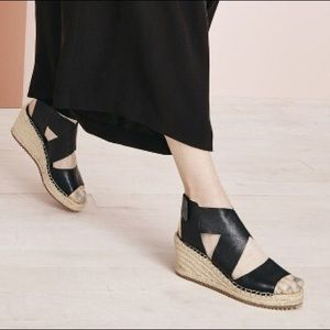 4ff04089c3a Eileen Fisher Willow Espadrilles Wedge Sandal