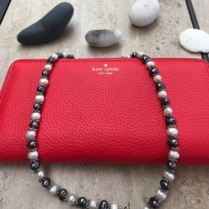 kate spade Handbags - Beautiful Kate Spade Mulberry Street Wallet ❤️❤️❤️