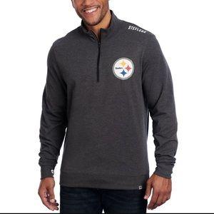 Other - NWT men's Pittsburgh Steelers NFL sweatshirt large