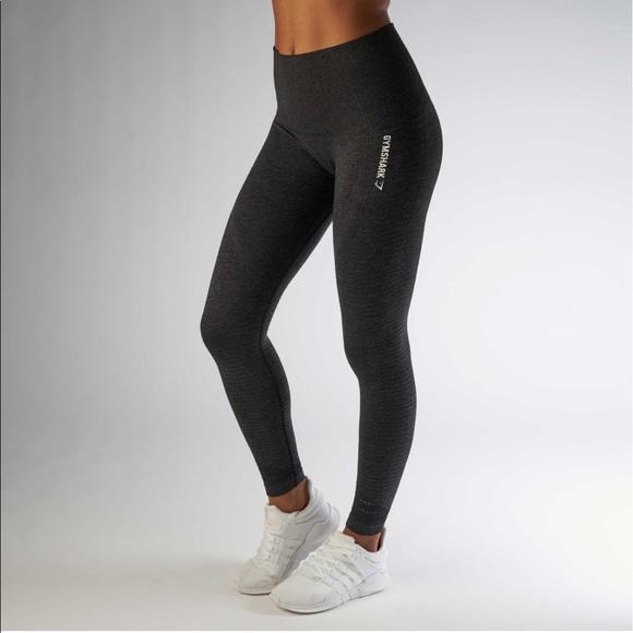 5a6d53ed608 Gymshark High Waisted Leggings - Black NWT