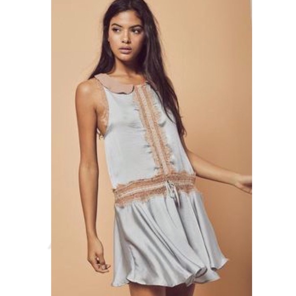 For Love and Lemons Intimates & Sleepwear - For Love & Lemons Soliana Nightgown