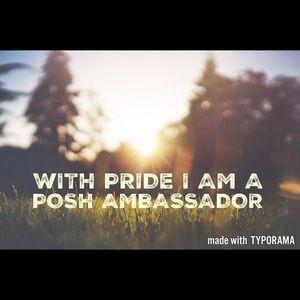 Other - Meet Me 🌼Diane 🌼 Posh Ambassador