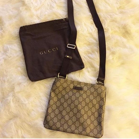 ac553a749 Gucci Bags | Authentic Crossbody Messenger Unisex Bag | Poshmark