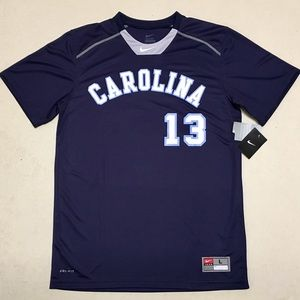 Nike Other - UNC - NEW Nike Dry-Fit Men's Baseball Jersey ⚾️