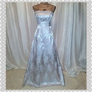 Jump Dresses & Skirts - Gorgeous Silvery-pink gown, perfect condition!