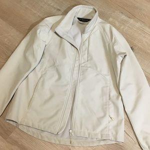 Black Diamond Jackets & Blazers - Black Diamond cream colored soft shell jacket