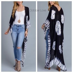 "Tops - ✨JUST IN✨""Amazed"" Long Kimono"