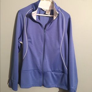 Athletic Works Jackets & Blazers - Athletic works zip up jacket