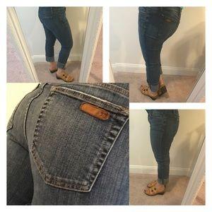 Joe's Jeans Denim - 💙👖Awesome Joe's Jeans Capris👖💙31 11/12 23 LOVE