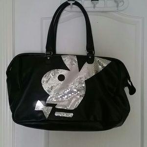Playboy bunny duffle bag