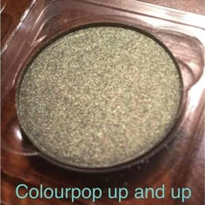 Colourpop Other - Up and up Colourpop single pressed eyeshadow