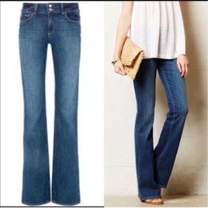"""Paige Jeans Denim - PAIGE """"HIDDEN HILLS"""" BOOT CUT JEANS Size 27"""
