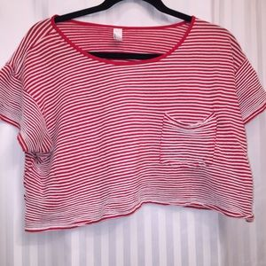 American Apparel Tops - AA Cropped Top