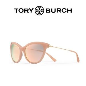 Tory Burch Accessories - Tory Burch Cat-eye Sunglasses