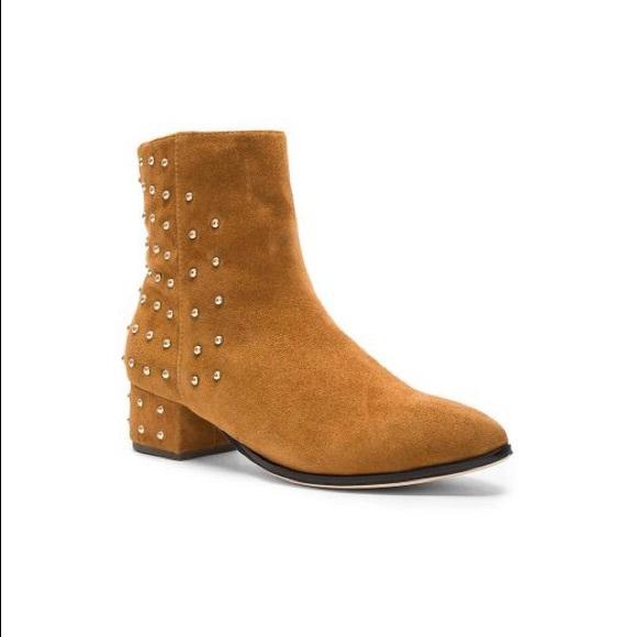 RAYE Shoes - RAYE x Tularosa Kitt Studded Bootie