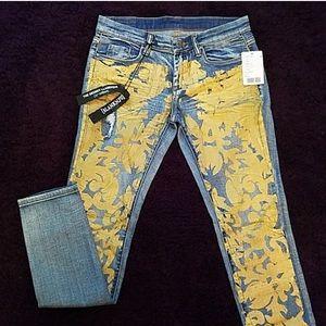 Blank NYC Denim - Blank NYC Gold Leaf Jeans