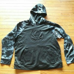 And1 Other - NWT And1 Black & Camo hoodie XL