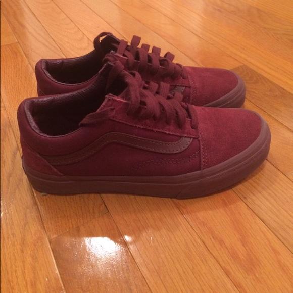 3c2395c156e4be Vans Old Skool (Mono) Port Royale Skate Shoes. M 591a62c86d64bceefd02d66b