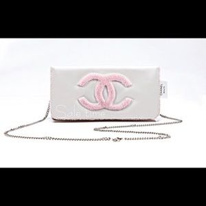 CHANEL Other - Chanel VIP gift beauty bag new