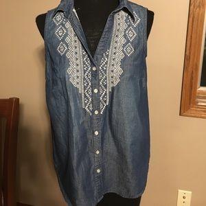 American Vintage Tops - Sleeveless shirt