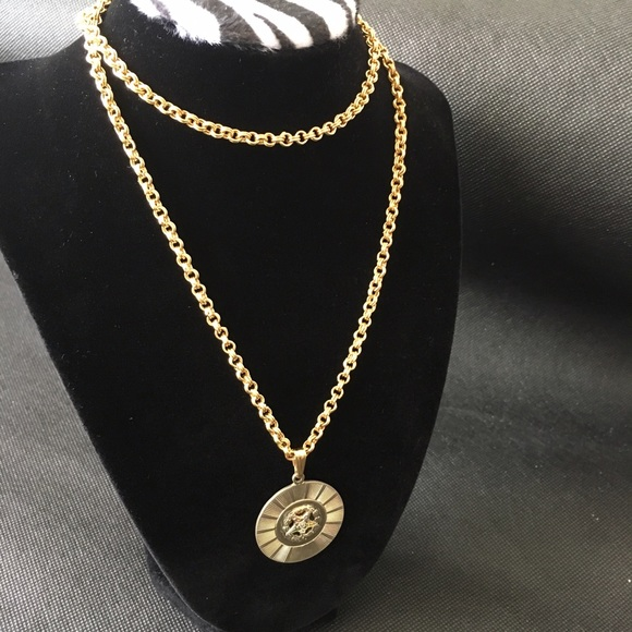 Is Monet Jewelry Real >> Vintage - Real vintage MONET medallion and chain from Vintage's closet on Poshmark