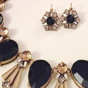 Chloe + Isabel Jewelry - Rare Deco Fanfare Earrings