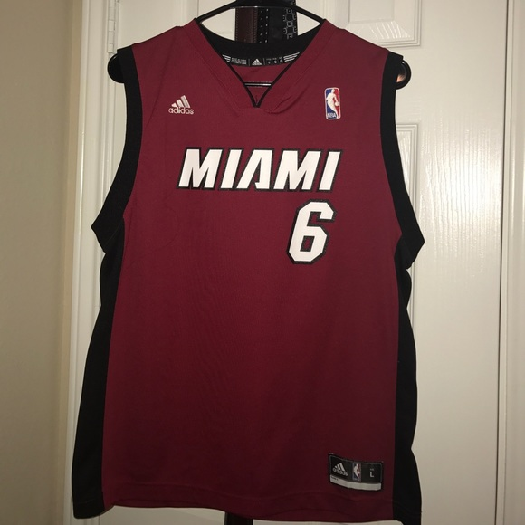 b536210a5840 Older Miami heat Lebron James jersey. adidas. M 591a6a74f092820718030066.  M 591a6a763c6f9fe48d030afe. M 591a6a74f092820718030066   M 591a6a763c6f9fe48d030afe