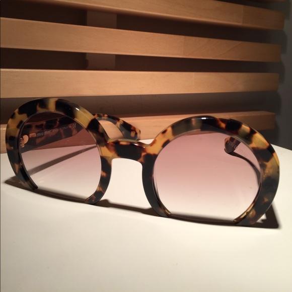 b954d5dc57af Miu Miu Accessories | Raisor Sunglasses | Poshmark