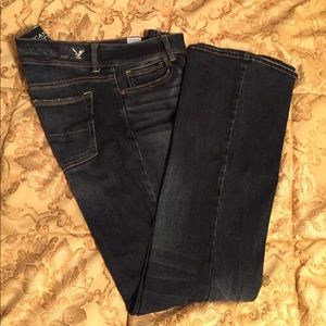 """American Eagle Outfitters Denim - American Eagle Outfitters """"Kick"""" Bootcut Jean."""